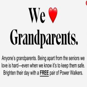 FREE Hush Puppies Power Walkers Shoes for Grandparents – Limited Time Only!