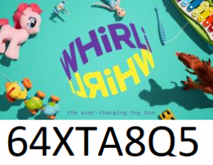 Whirli discount code - Shareable Toy Box Subscription