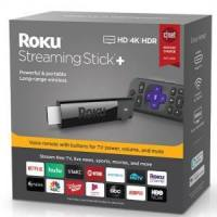 Roku Streaming Stick+ HD 4K HDR Streaming Device