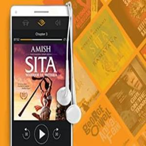 Free Amazon Audible Worth ₹600 For for 90 Days and 5 Free Books