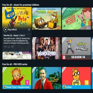 FREE Streaming of Children's Shows at Amazon (No Prime Membership Needed!)