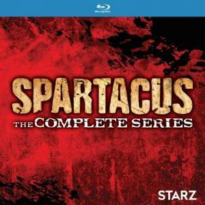 Spartacus: The Complete Collection 13-Discs Blu-ray