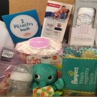 FREE Amazon Baby Welcome Box with Any $10 Amazon Purchase