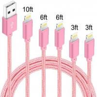 iPhone Lightning Cable 5-Pack